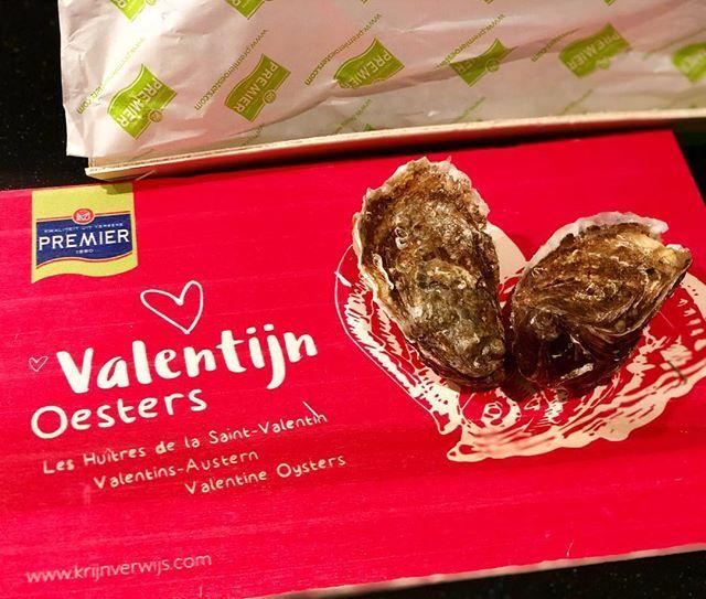 Oesterverrassing voor Valentijnsdag