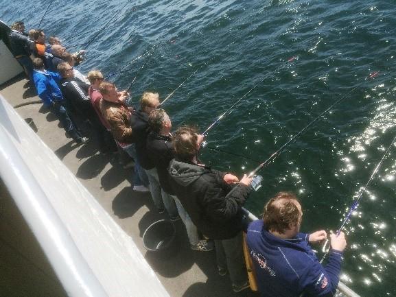 Zeevissen met ATL Seafood