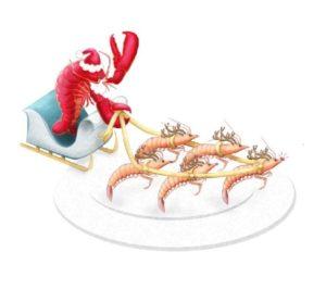 ATL Seafood Kerst