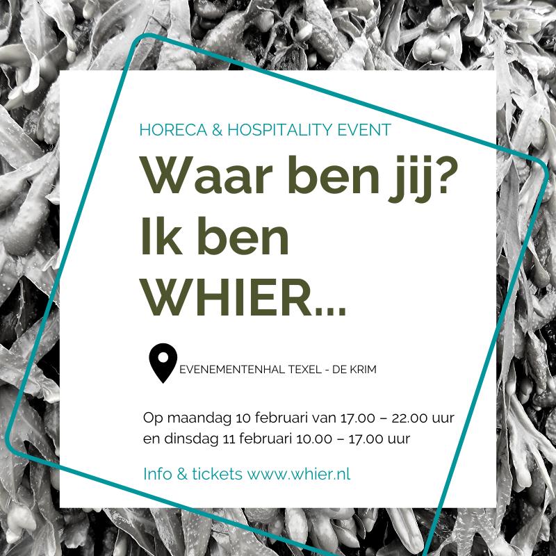 Wij zijn Whier op Texel