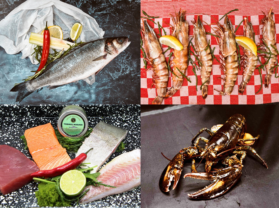 ATL Seafood bezorgt nu ook aan huis