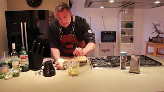 Koken met Patrice: Gemarineerde zalm