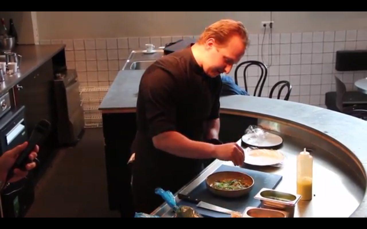 Koken met Pepijn: Zeeduivel Carpaccio